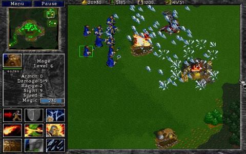 Warcraft 2: Battle net Edition download PC