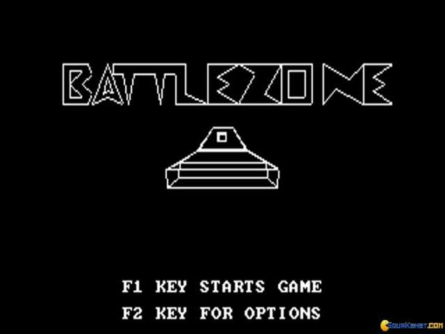 Battlezone - game cover