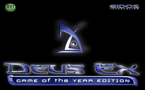 Deus Ex GOTY Edition - game cover