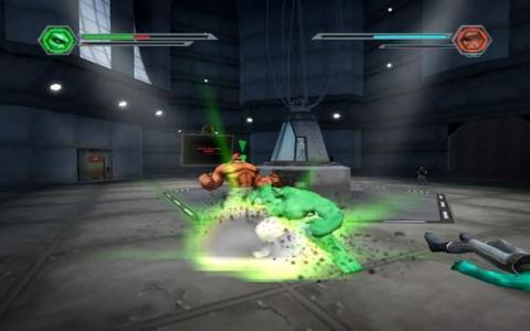 Hulk - game cover