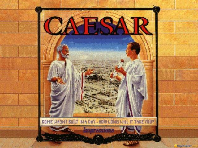 Caesar - game cover
