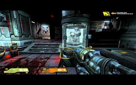 Quake 4 - title cover