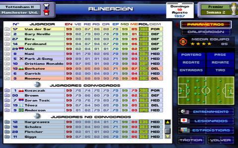 PC Futbol 6 - game cover