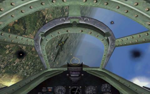 Microsoft Combat Flight Simulator 3: Battle for Europe - game cover
