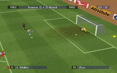 Viva Soccer - title cover
