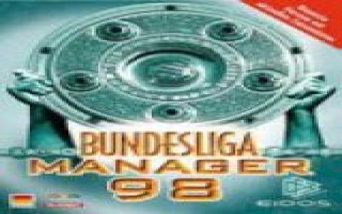 Bundesliga Manager 98 - game cover