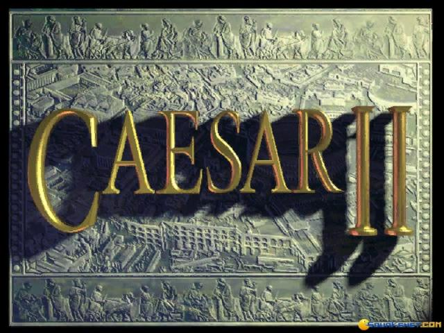 Caesar 2 - title cover