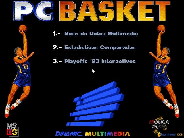 PC Basket - title cover