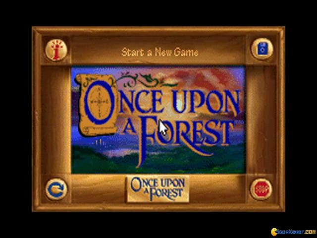 Once Upon a Forest - game cover