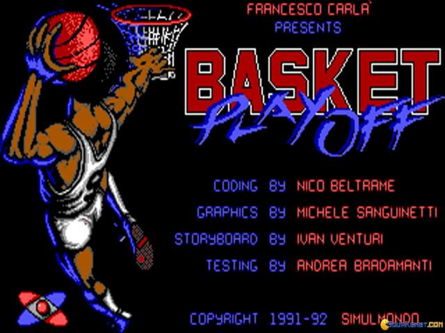 Basket Playoff - title cover