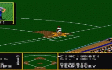 Tony La Russa Baseball 4 - game cover