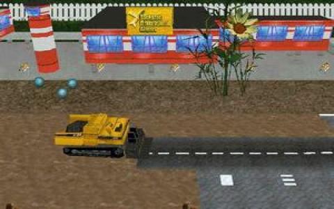 MatchBox Caterpillar Big Dirt Movers - title cover