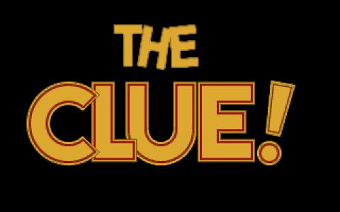 The Clue! - game cover