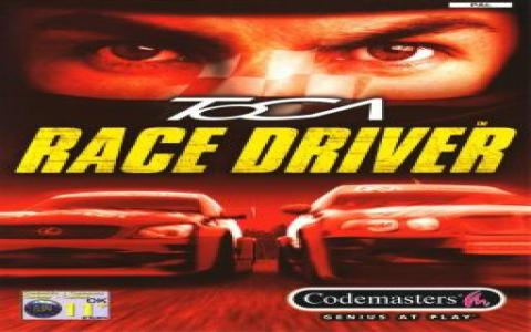 TOCA Race Driver - game cover