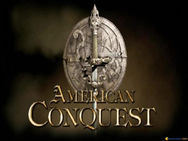 American Conquest - game cover