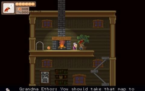 Treasure Adventure Game - game cover