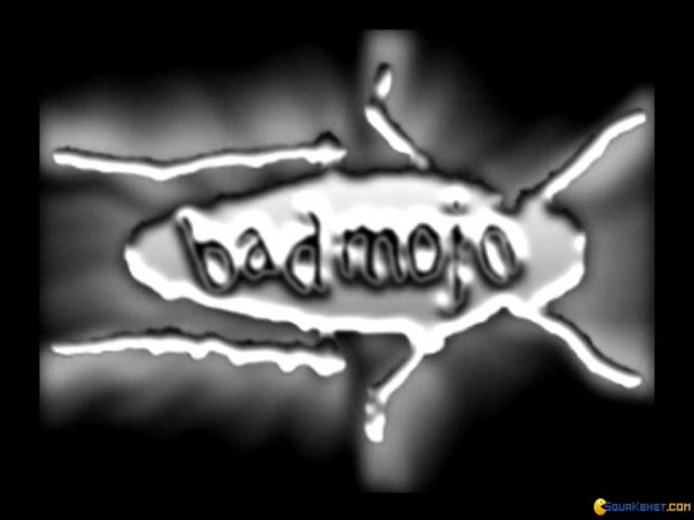 Bad Mojo - title cover