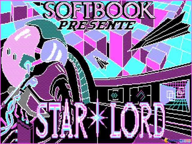 Star Lord - title cover