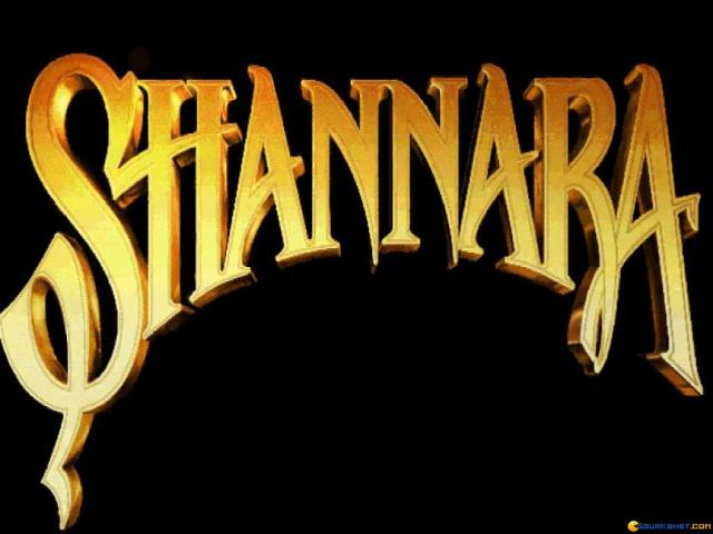 Shannara - game cover
