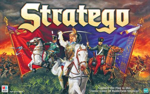 Stratego - game cover