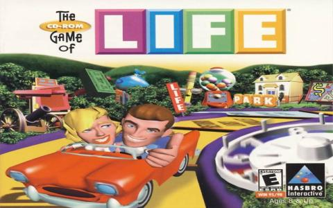 The Game of Life - title cover