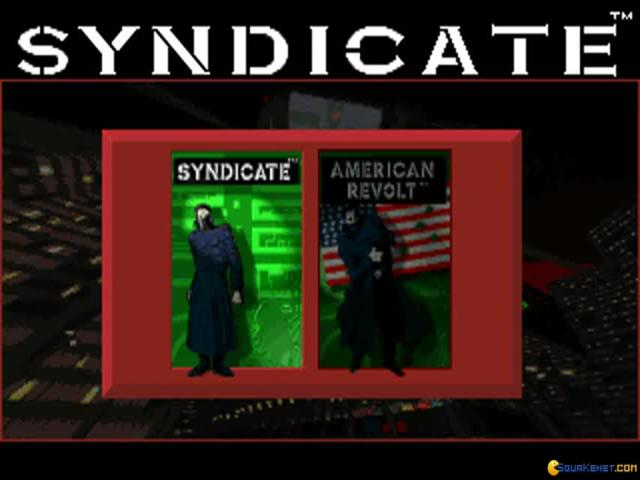 Syndicate Plus - game cover