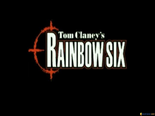 Rainbow Six - game cover