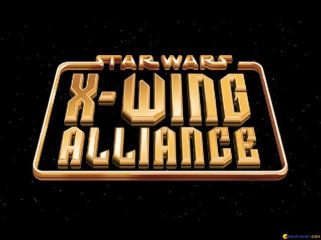Star Wars: X-Wing Alliance - title cover