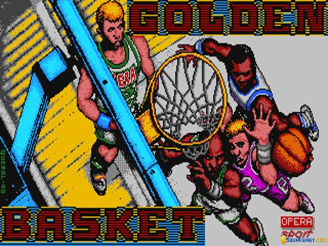 Golden Basket - title cover