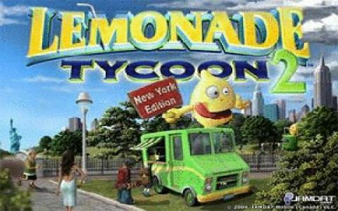Lemonade Tycoon 2 - title cover