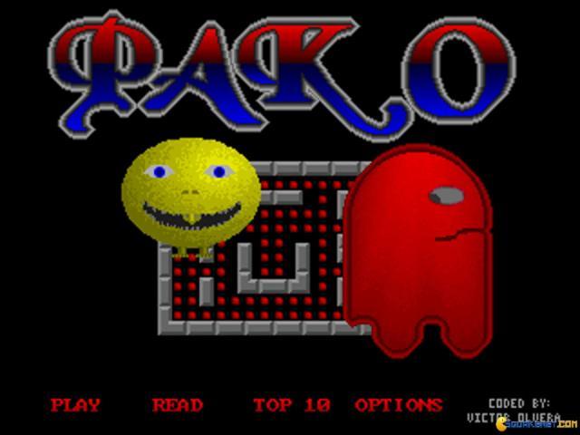 Pako - title cover