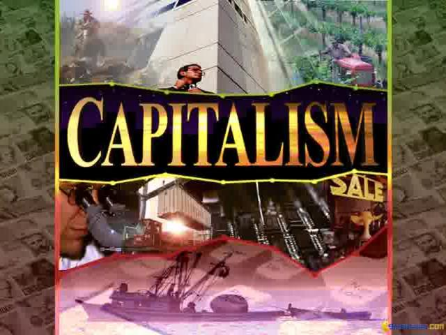 Capitalism - game cover