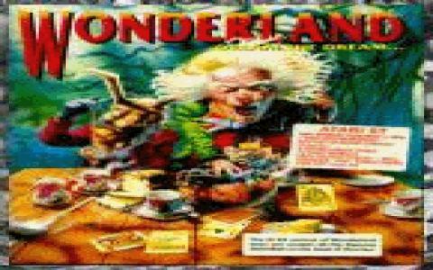 Wonderland - title cover