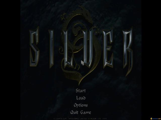 Silver - title cover