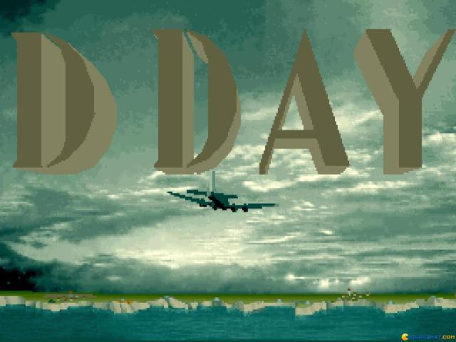 D-Day - title cover