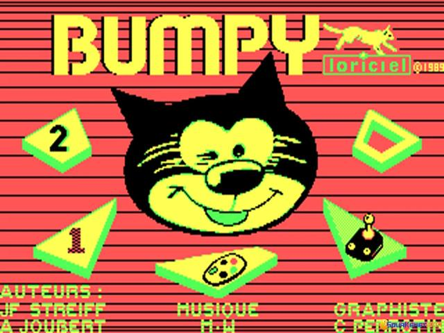Bumpy - title cover