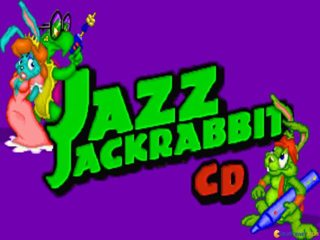 Jazz Jackrabbit CD-ROM - game cover