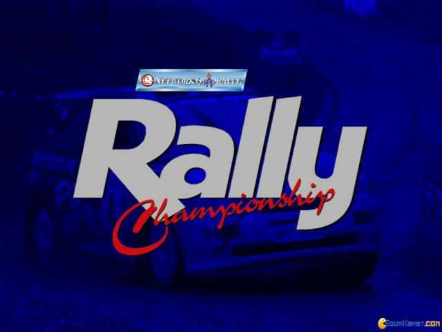 Network Q RAC Rally Championship - title cover