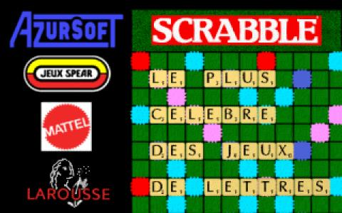 PC Scrabble - title cover