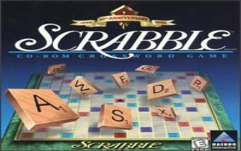 Scrabble - title cover