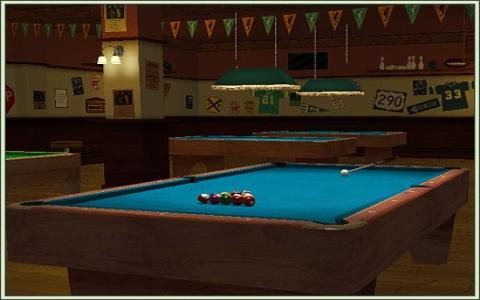 Friday Night 3D Pool - game cover