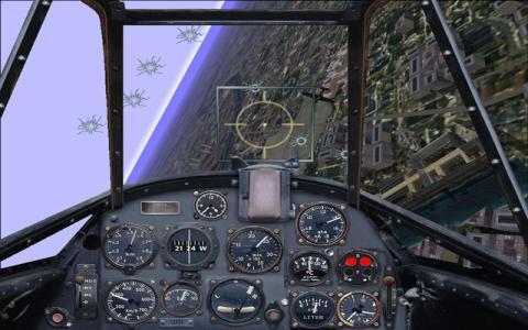 Microsoft Combat Flight Simulator - game cover