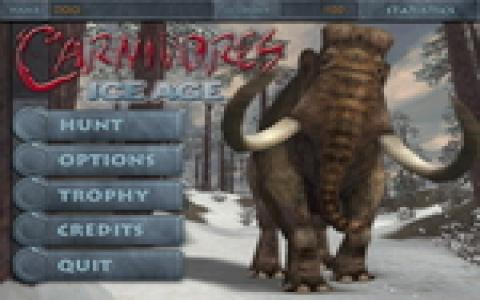 Carnivores: Ice Age - title cover