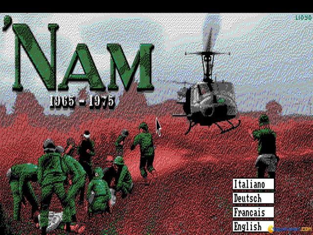 'Nam 1965-1975 - title cover
