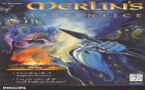 Merlin's Apprentice - game cover