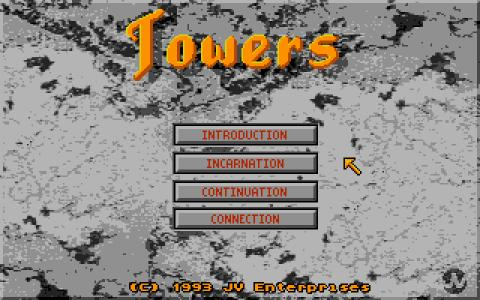 Towers - title cover