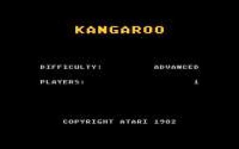 Kangaroo - title cover