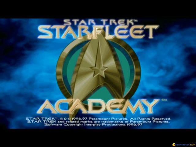 Star Trek: Starfleet Academy - title cover