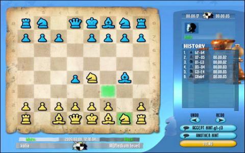 Grandmaster Chess: Tournament - title cover