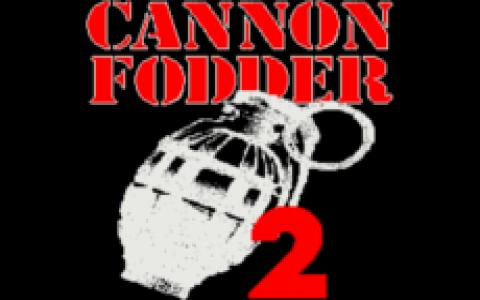 Cannon Fodder 2 - game cover